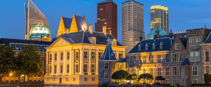 Parliament Binnenhof The Hague