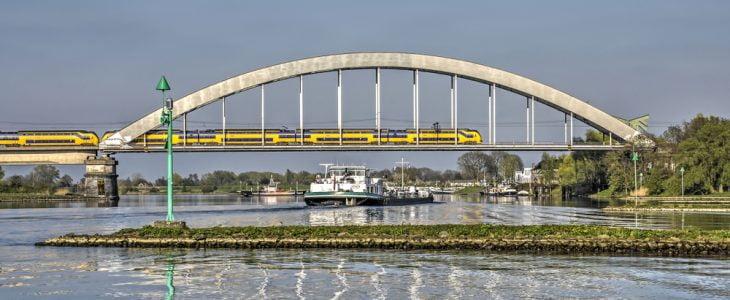 spoorbrug culelmborg