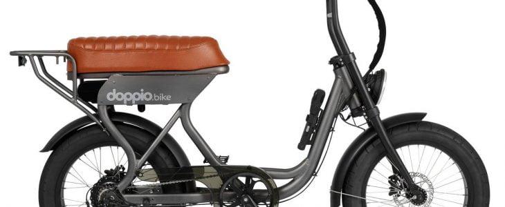 Doppio tweezits e-bike