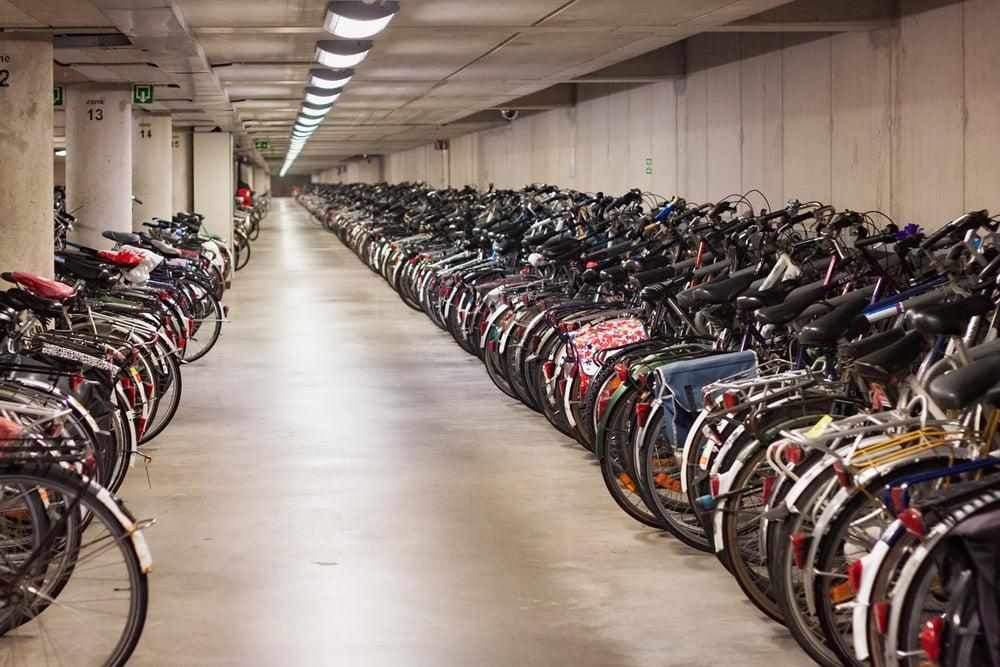 fietsparking