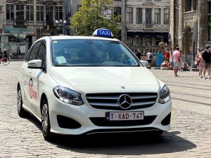 Taxi in Gent
