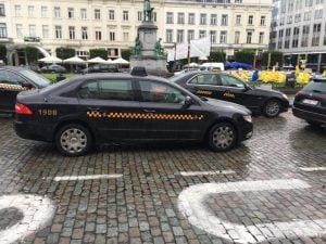 taxivervoer